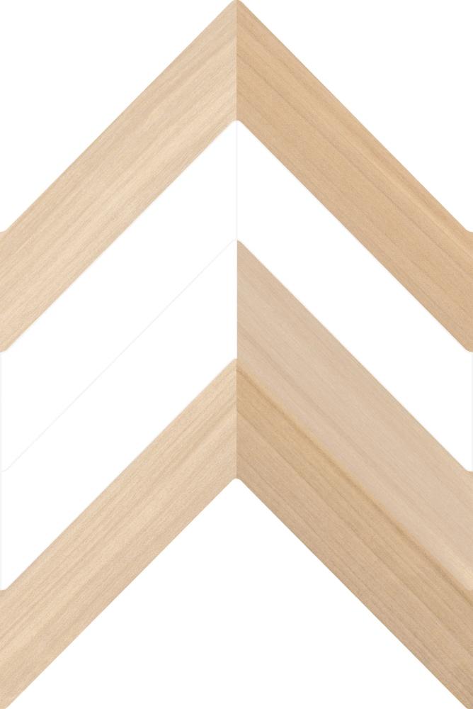 Pločice | Illusion Ladin White-Noce Motif - Seramiksan - 40x60 - 1.12