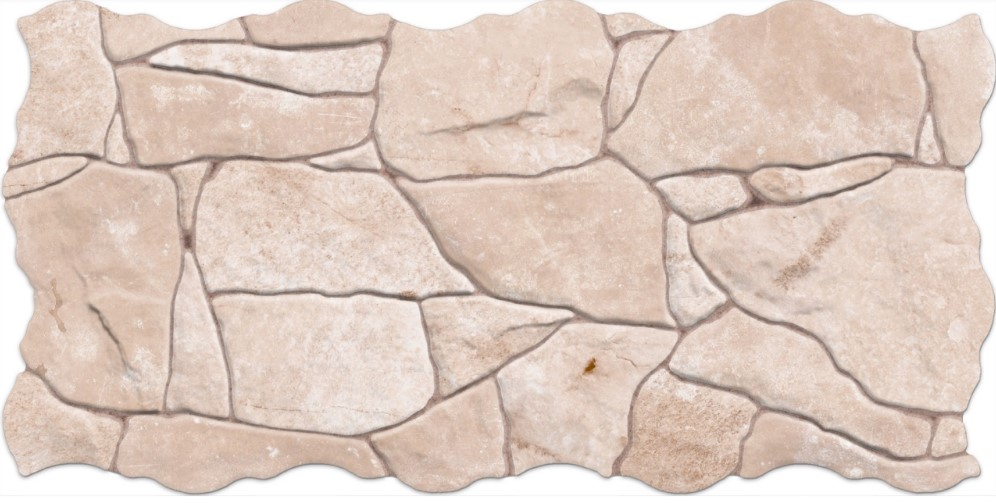 Pločice | Piedra Beige - Keros - 23x46